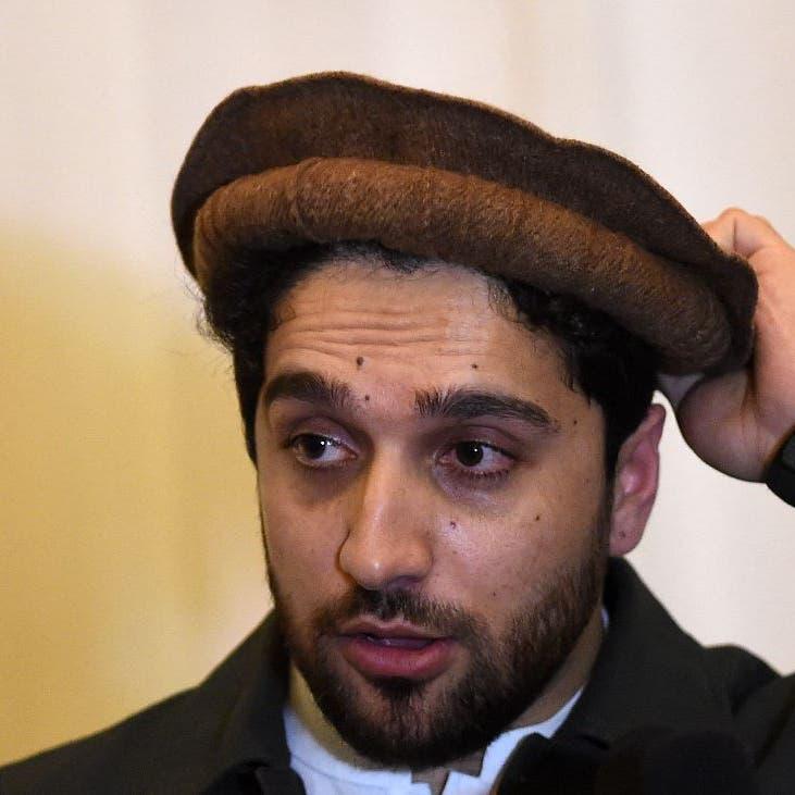 """أحمد مسعود لـ""""العربية"""": وادي بنجشير لن يتم تسليمه لطالبان"""