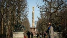 نامعلوم چور جرمن فتح کی تاریخی یادگار 'وکٹری کالم' سے تانبے کی پلیٹیں لے اڑے