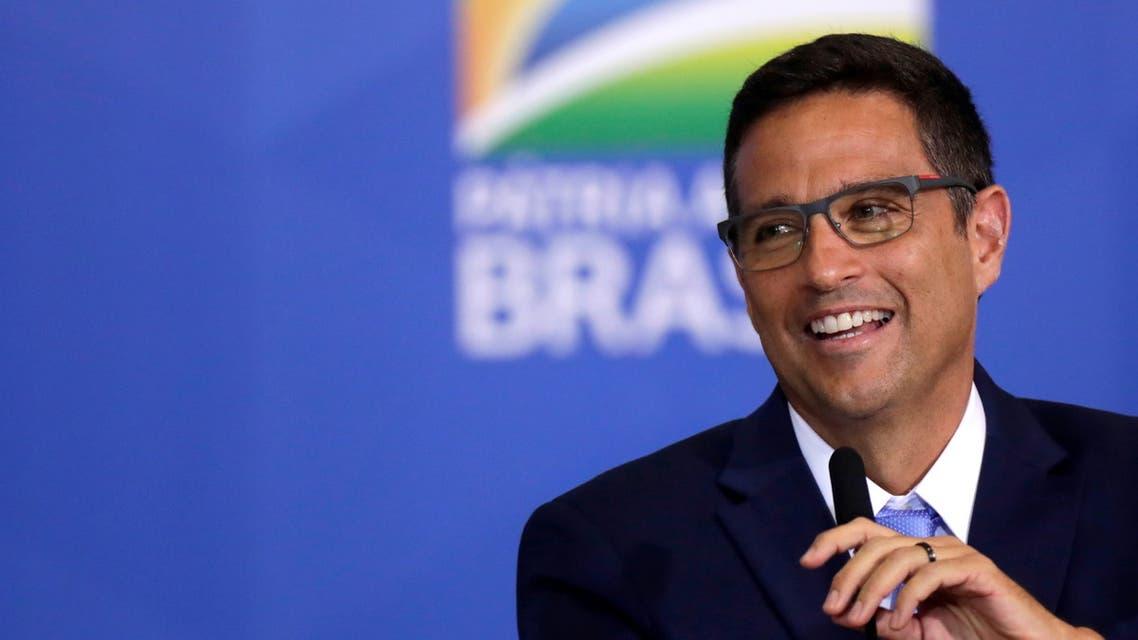 محافظ المركزي البرازيلي، روبرت كارلوس نيتو