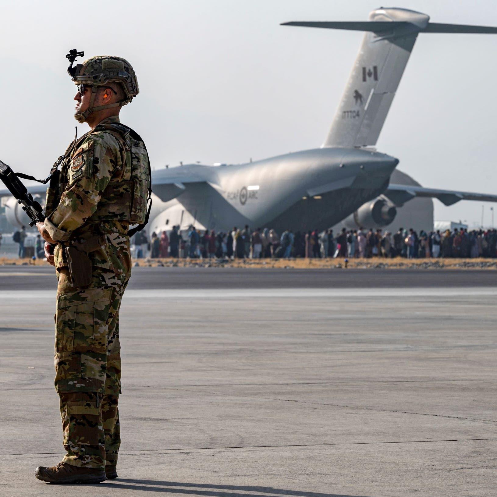 """بسبب """"تهديدات أمنية"""".. واشنطن تحذر رعاياها من التوجه لمطار كابل"""