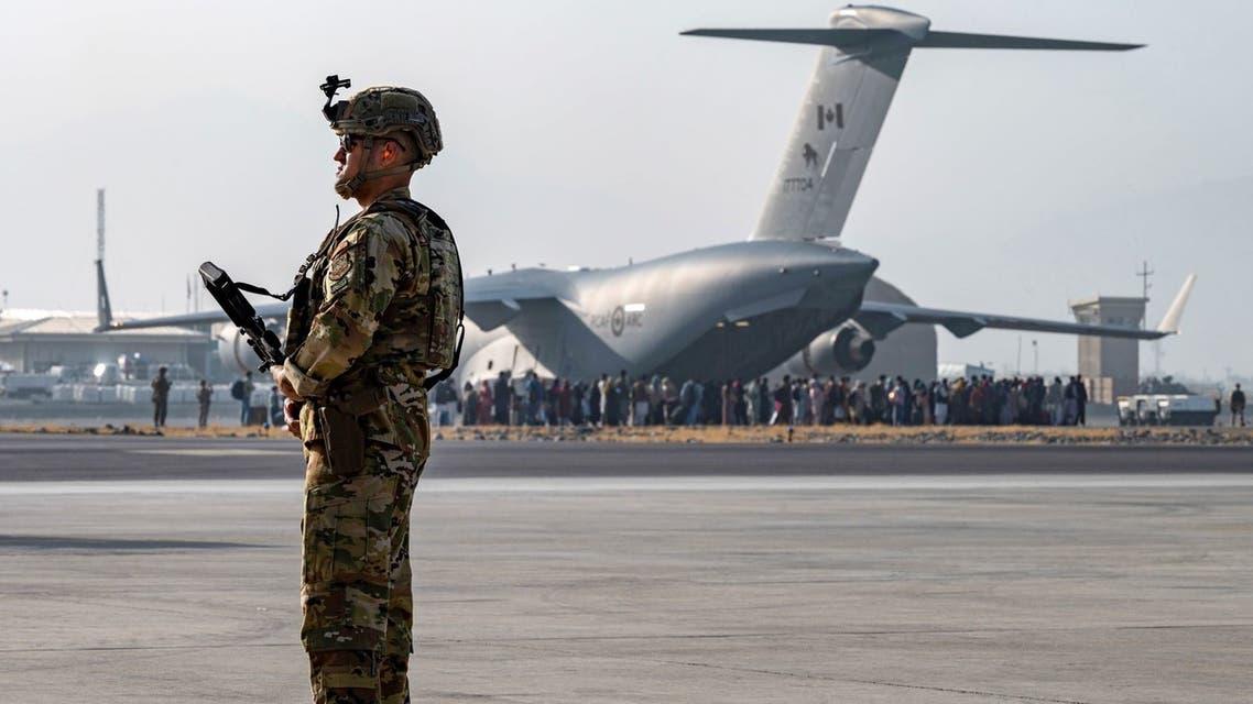 تواصل عمليات الإجلاء في كابل - أب