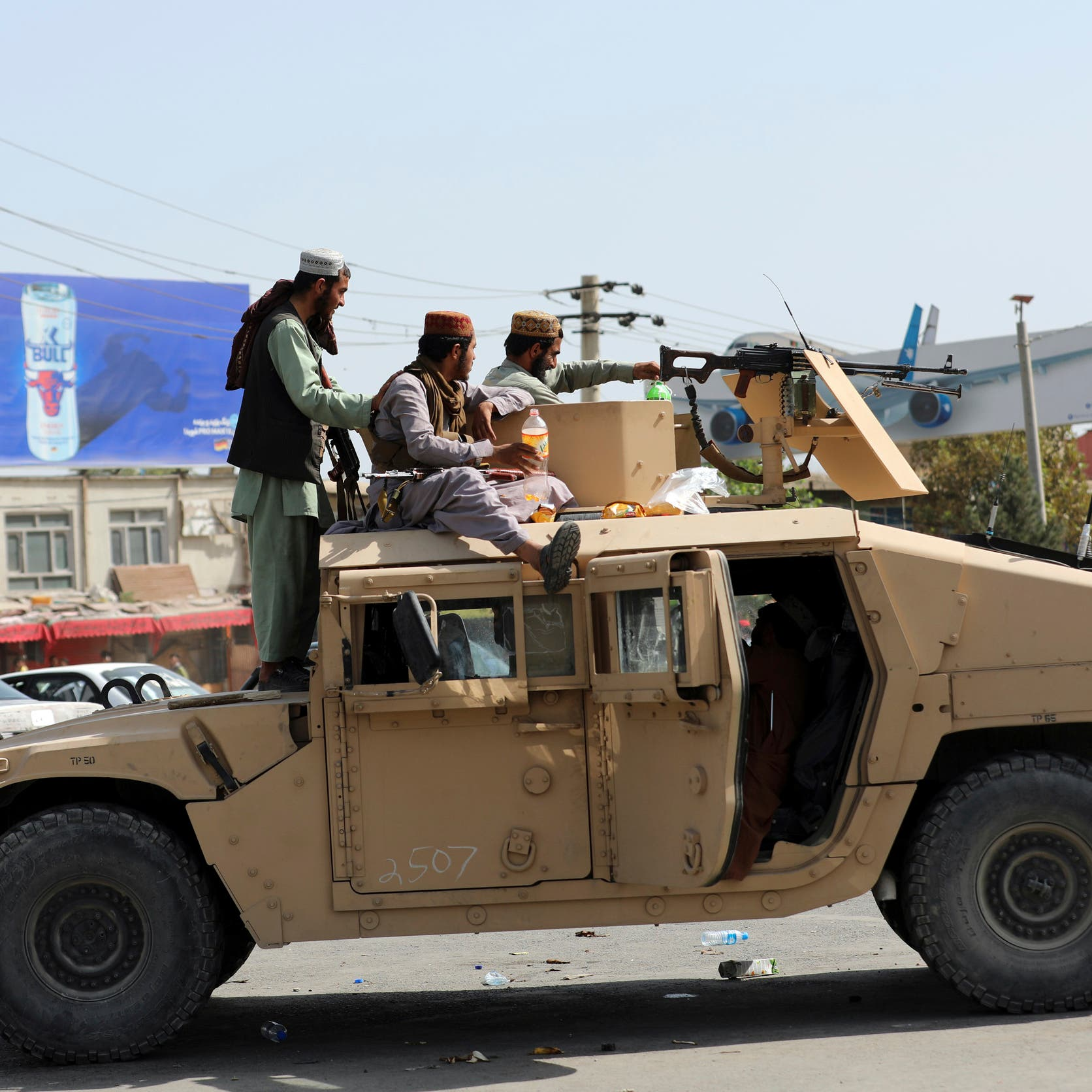 Videos of Taliban's weapons seizure in Afghanistan embarrass Washington