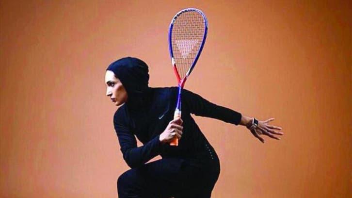 Nada Abul-Naga becomes first Saudi woman to enter top 100 in world squash rankings