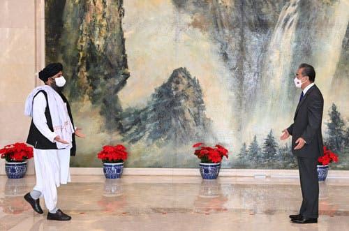 طالبان والصين