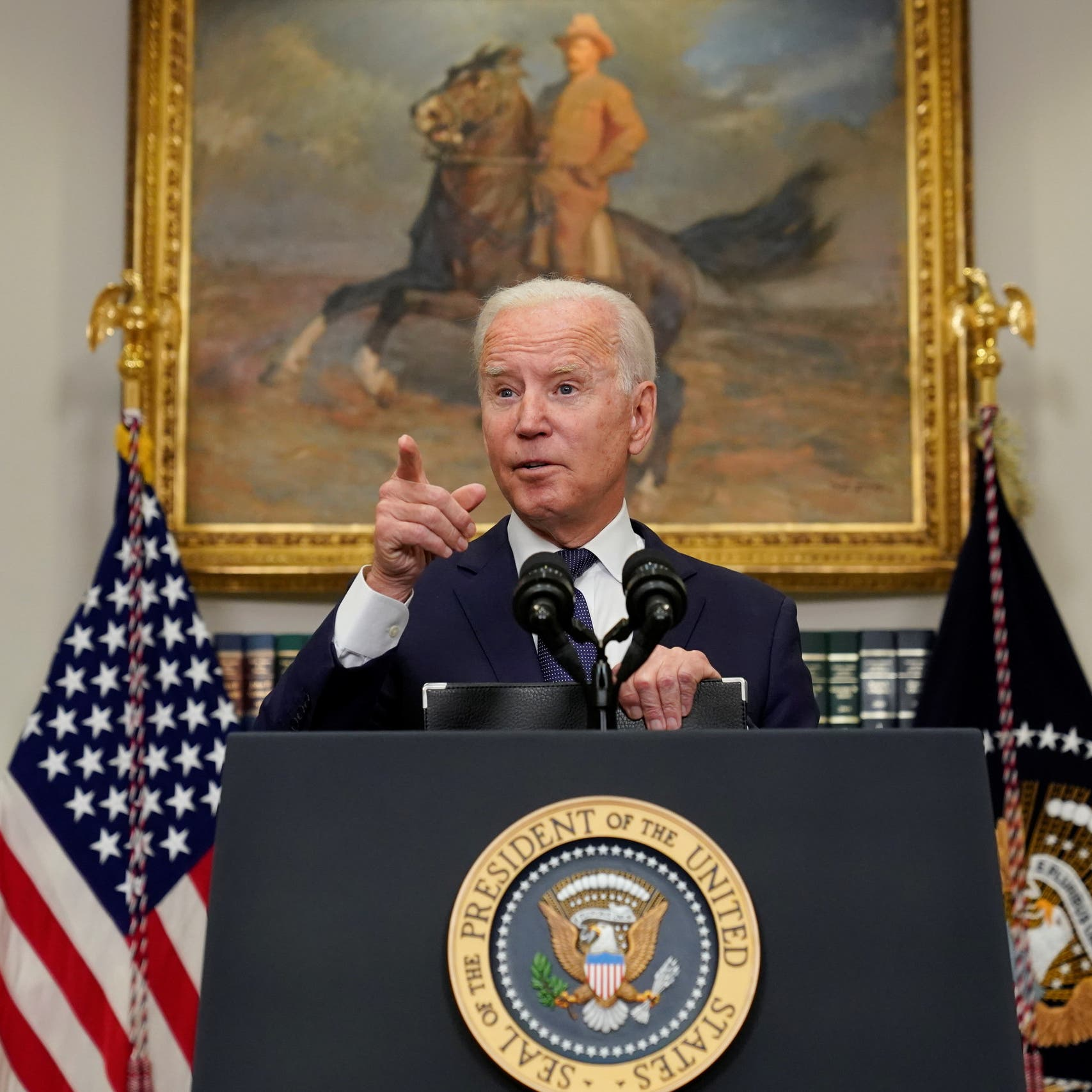 Biden adamant on Aug. 31 withdrawal from Afghanistan but asks for contingency plans