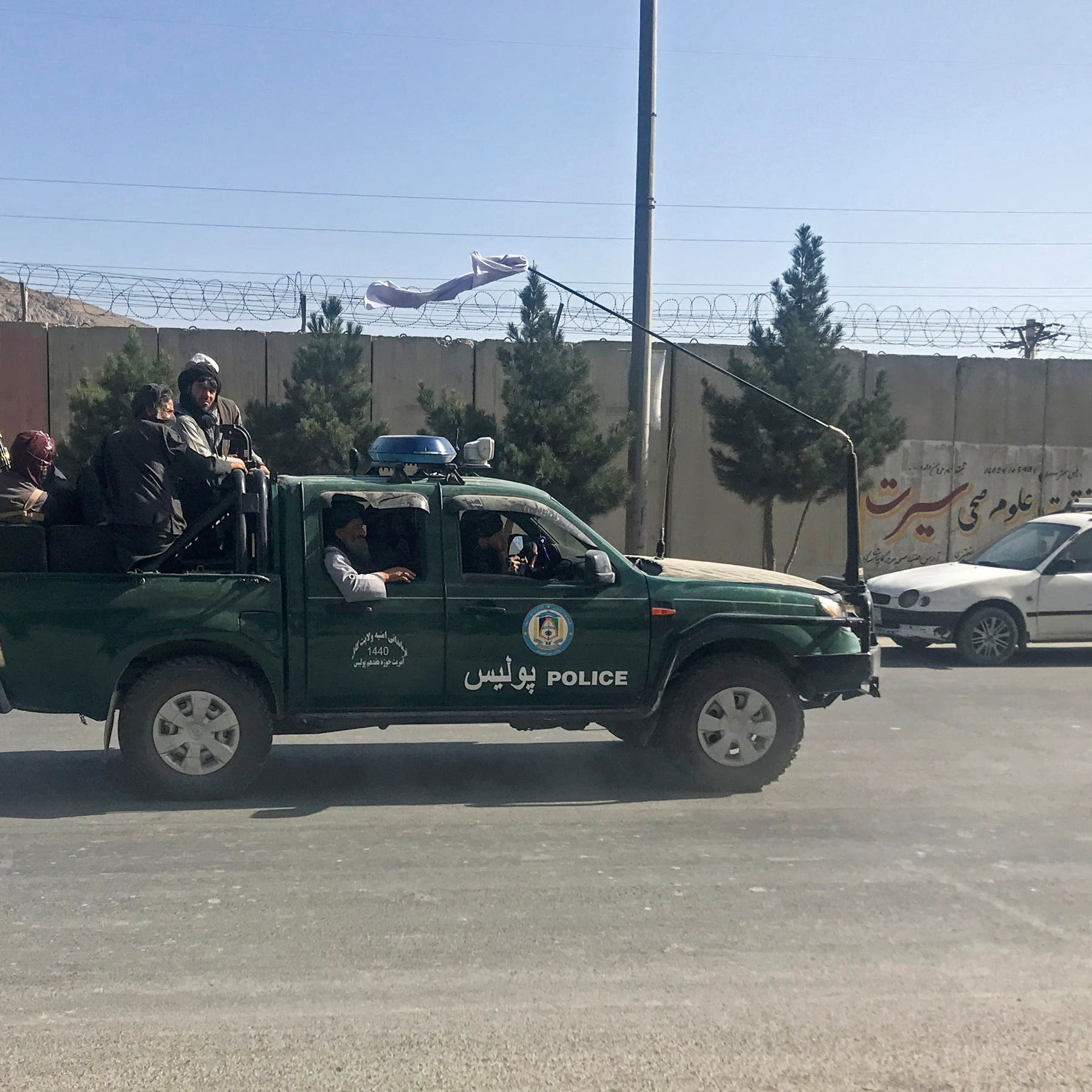 Taliban say they retook three districts in northern Afghanistan