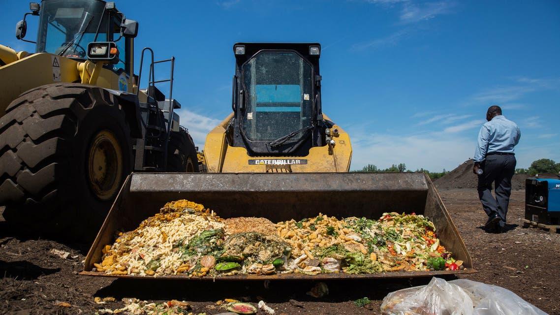 ضایعات مواد غذایی