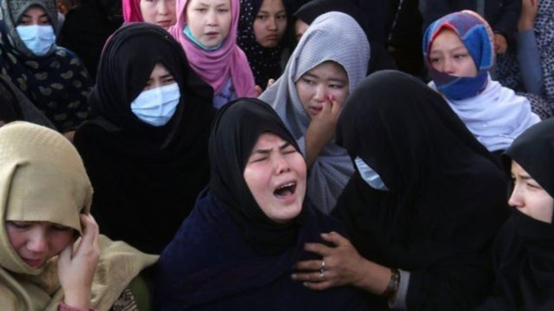 قتل عام هزاره ها توسط طالبان