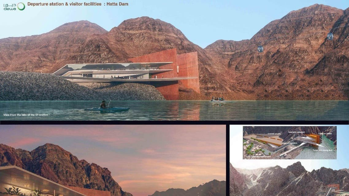 Dubai ruler approves six tourism projects for Hatta, including waterfalls, hiking tra