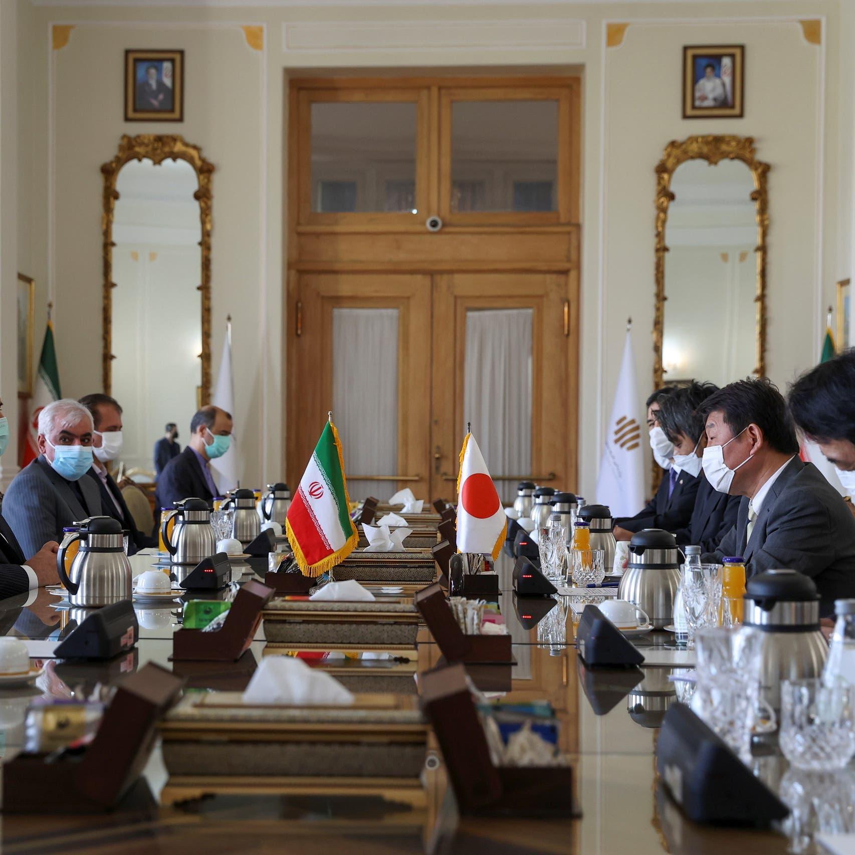 إيران تطالب اليابان بالإفراج عن أموالها المجمدة بسبب العقوبات