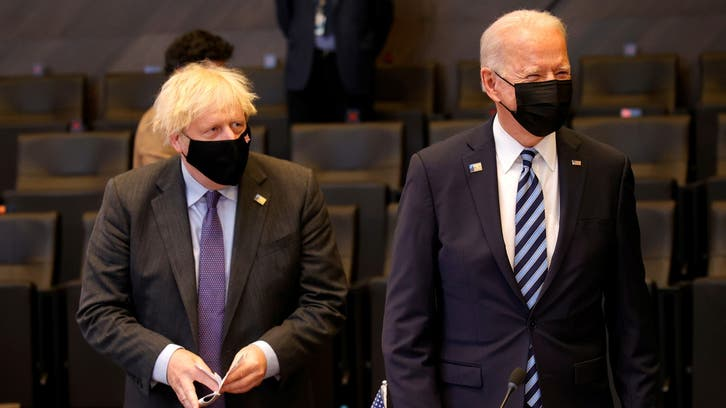 UK PM Johnson: September 11 attacks failed to divide us