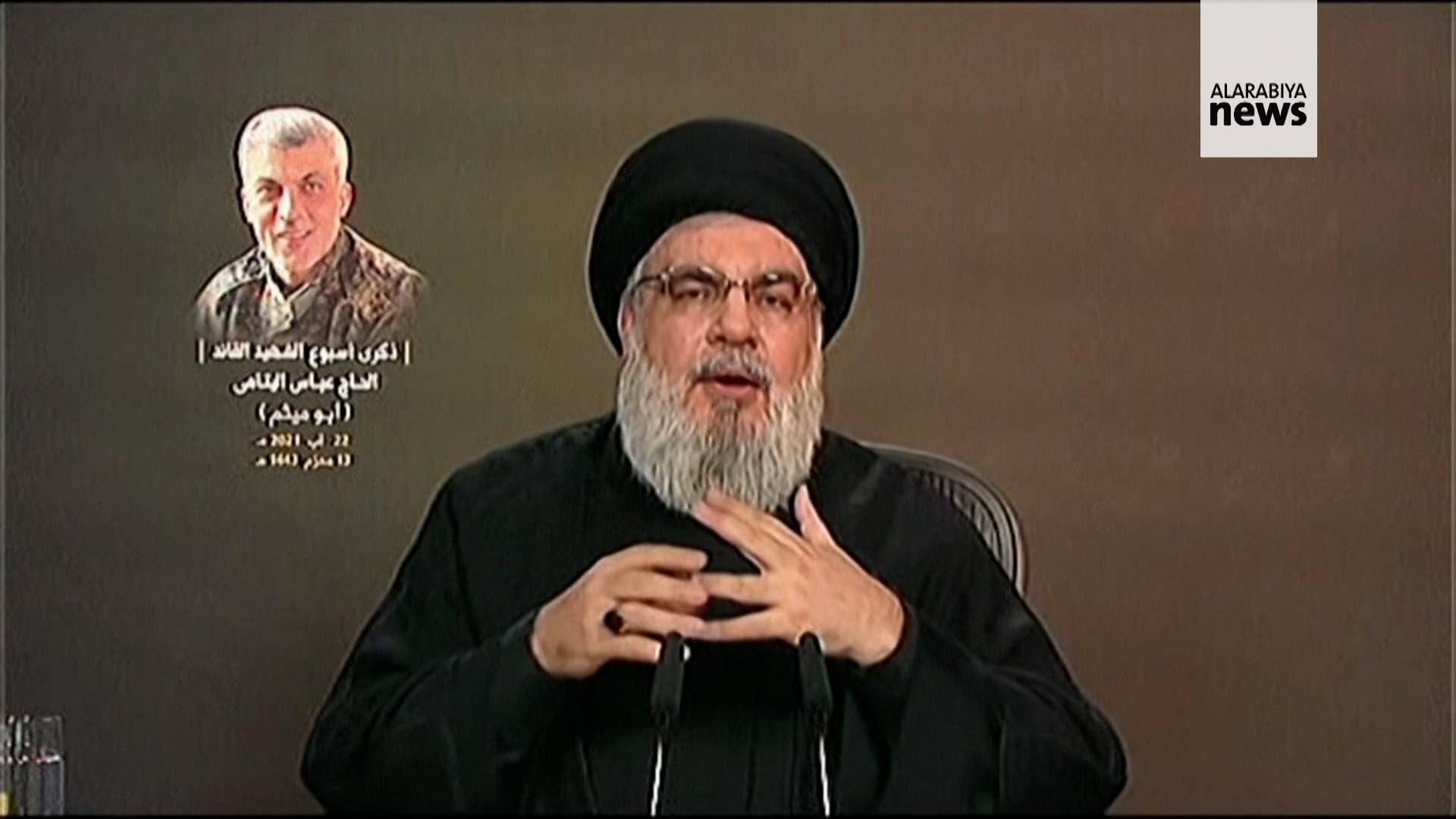 Hezbollah chief pledges more Iranian fuel for Lebanon. Stock image)