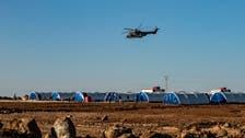 """التحالف الدولي """"يشتبك"""" مع طائرة مسيرة فوق سوريا ويسقطها"""