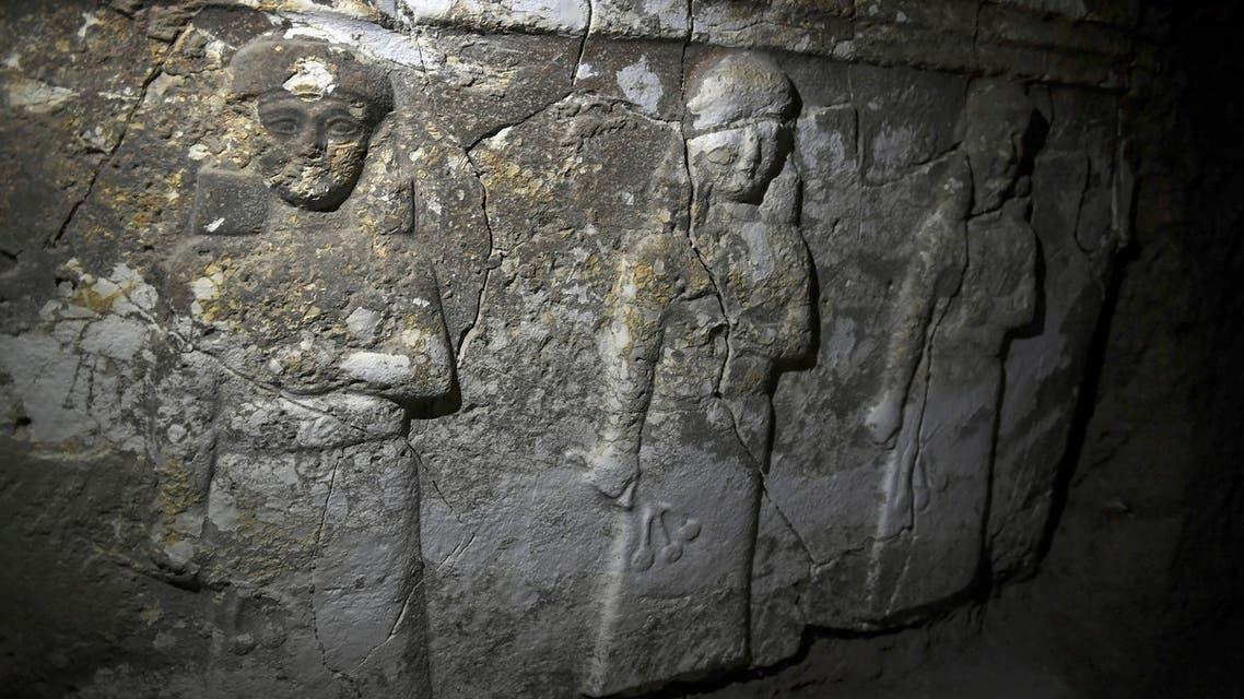 آثار العراق في مهب الريح (أرشيفية- فرانس برس)
