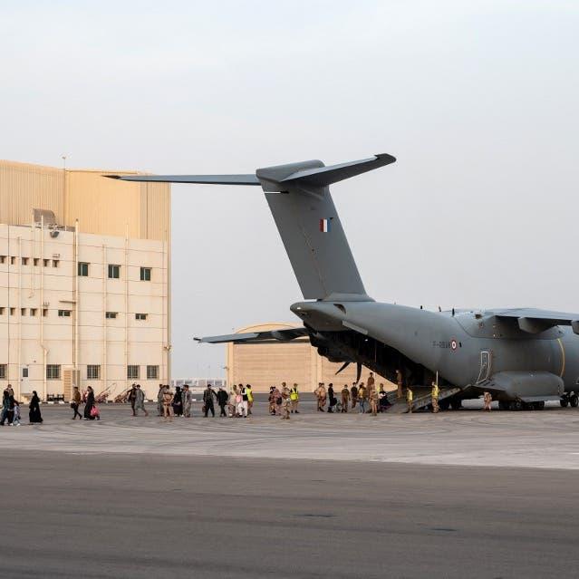 فرنسا: وضع مطار كابل معقد جدا.. ونتلقى آلاف طلبات الإجلاء
