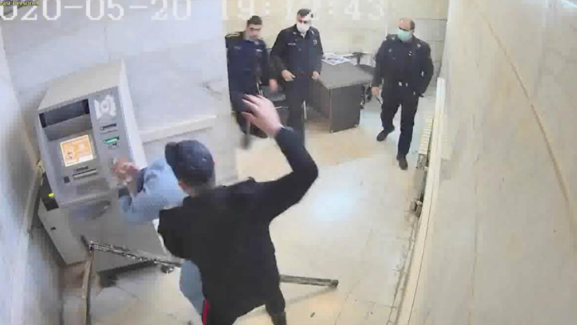 مشاهد مسربة من سجن إيفين في إيران