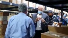 Lebanon's health minister raids medicines warehouse stockpiling subsidized imports