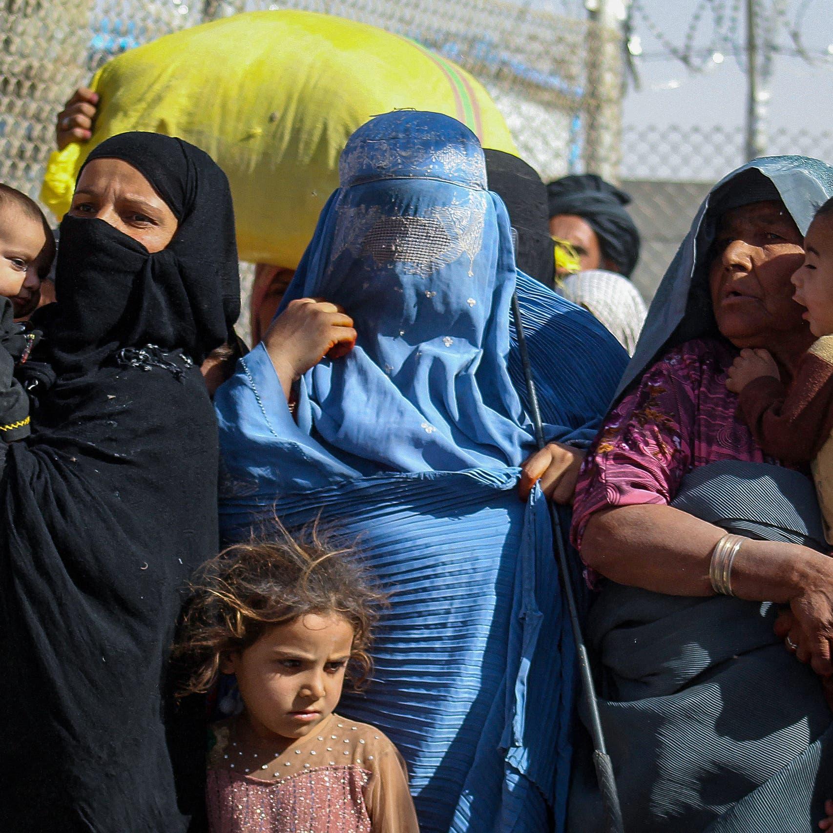 عشية الرحيل.. مستقبل أفغانستان باجتماع واشنطن والحلفاء