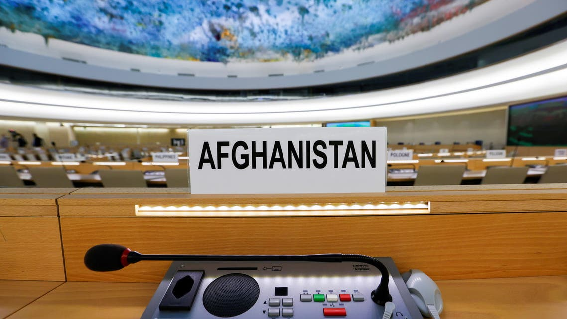 مجلس حقوق الإنسان (رويترز)