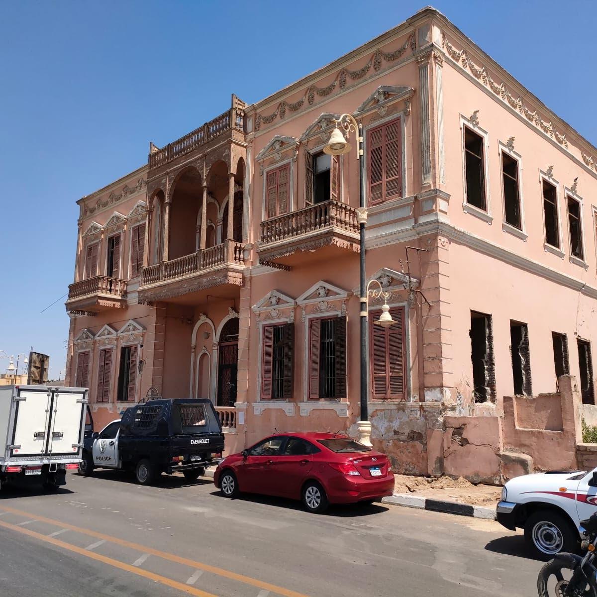 يعود إلى عام 1897.. هدم قصر أندراوس يثير ضجة في مصر