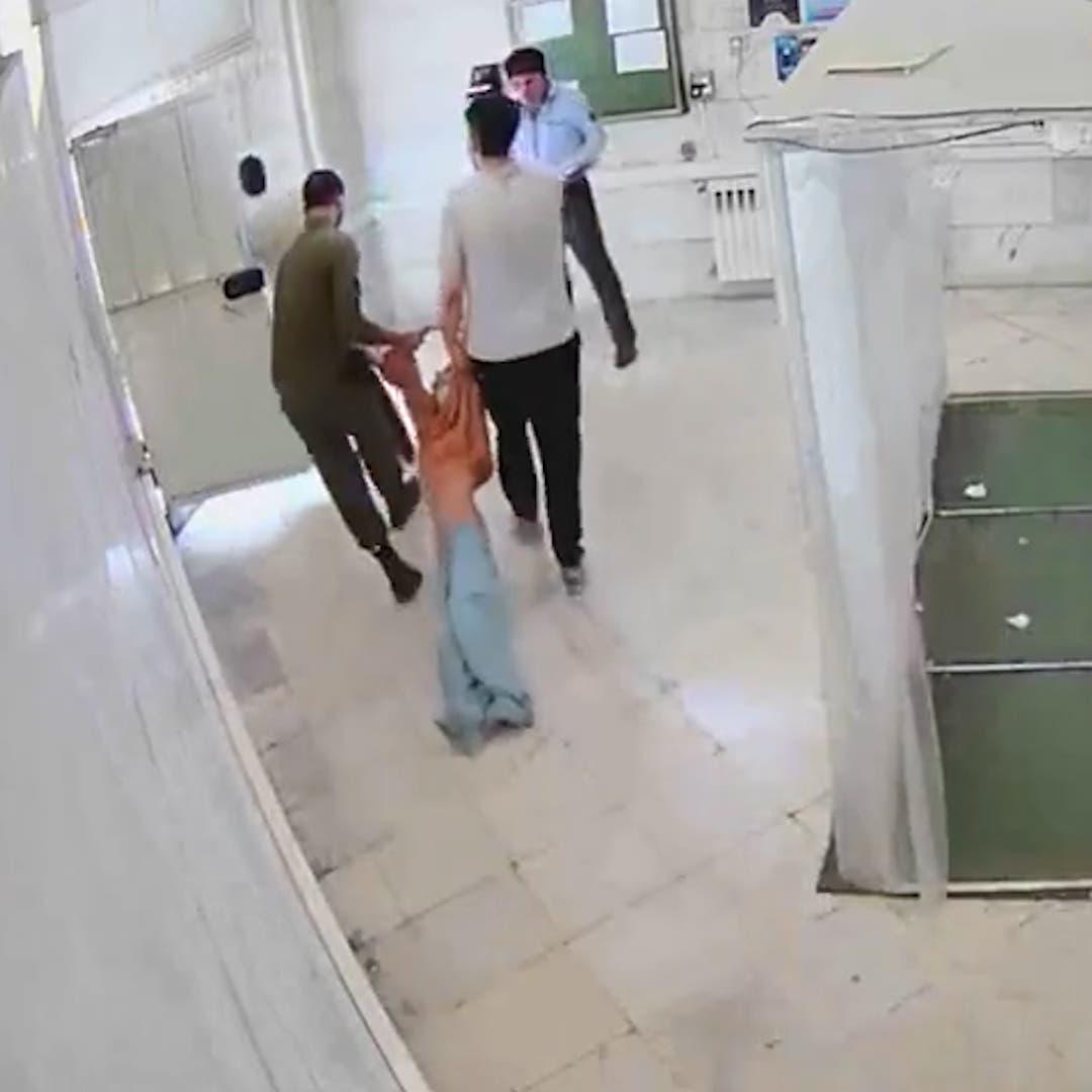 مخترقو سجن إيفين بإيران.. يطلقون حسابا ينشر كامل المشاهد