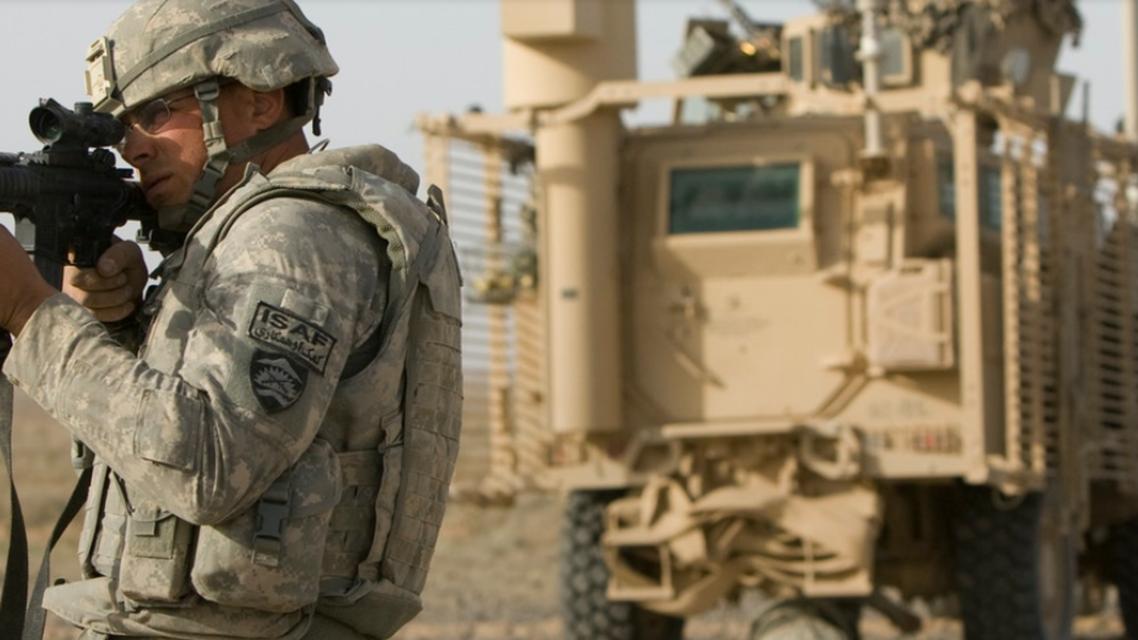 Israeli forces  in Afghanistan