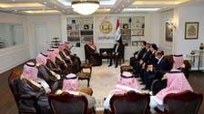 عالمی مرکز برائے انسداد انتہا پسندی کے سیکرٹری جنرل کا دورہ عراق