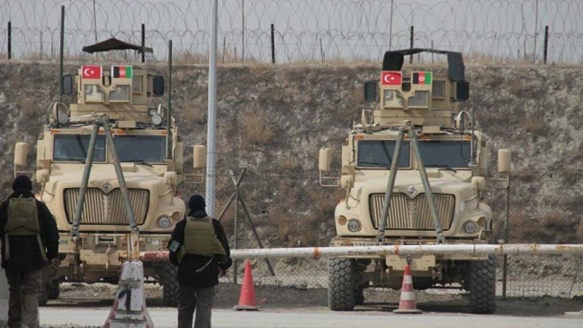 قوات تركية في أفغانستان - أرشيفية