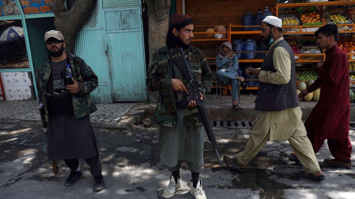 عناصر من طالبان (أرشيفية- أسوشييتد برس)