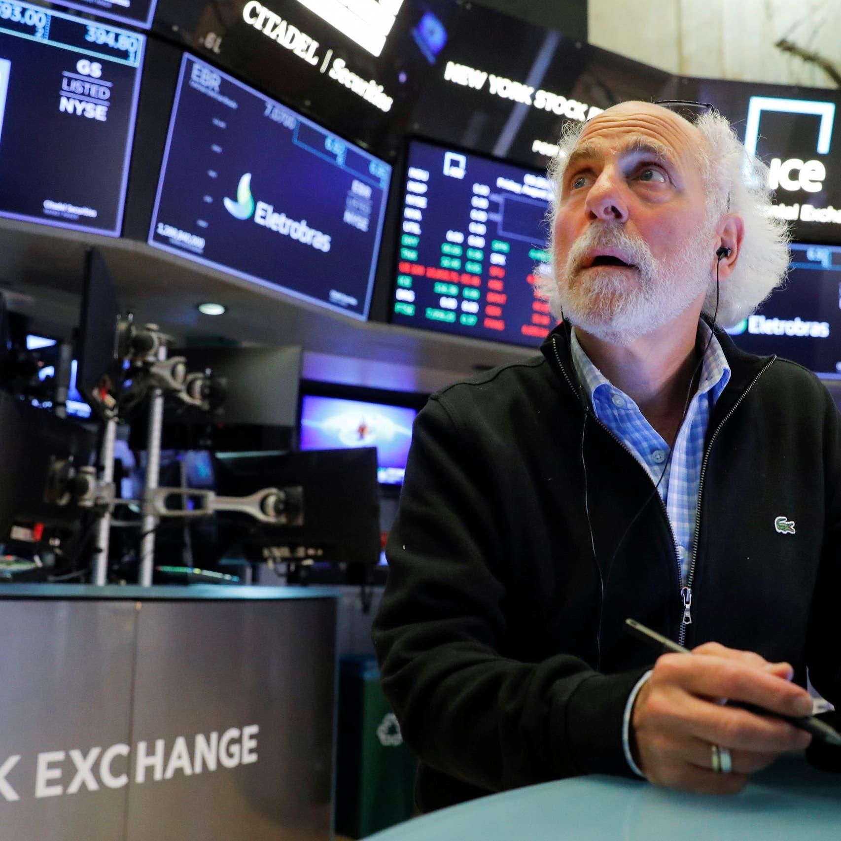 """الأسهم الأميركية تسجلالإغلاق القياسي رقم """"50"""" هذا العام"""