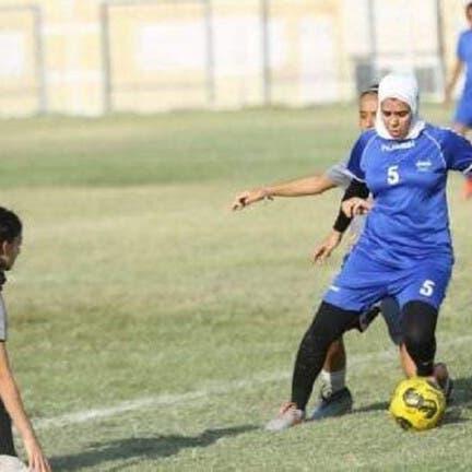 بشكل مفاجئ.. لاعبة مصرية تتعرض لضرب مبرح وسط الملعب
