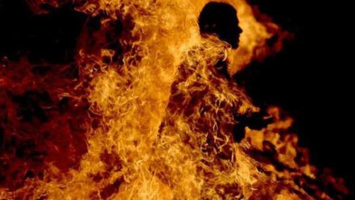 صورة تعبيرية حريق