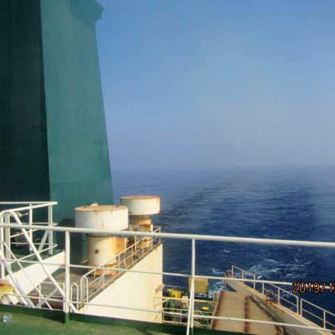 إيران: من حقنا إرسال النفط لأي كان وسفينتنا متجهة للبنان