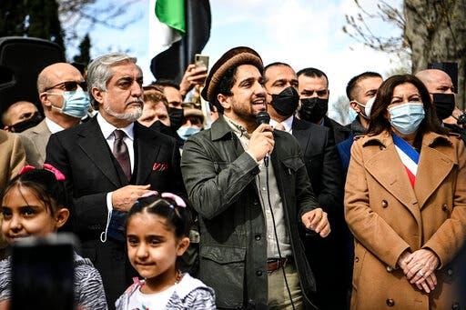 أحمد مسعود (أ ب)