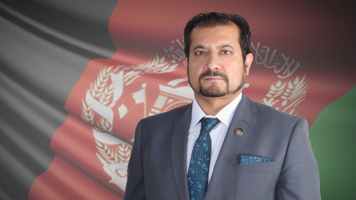 EX  Afghan Minister of Communication Syed Ahmed Shah Sadaat