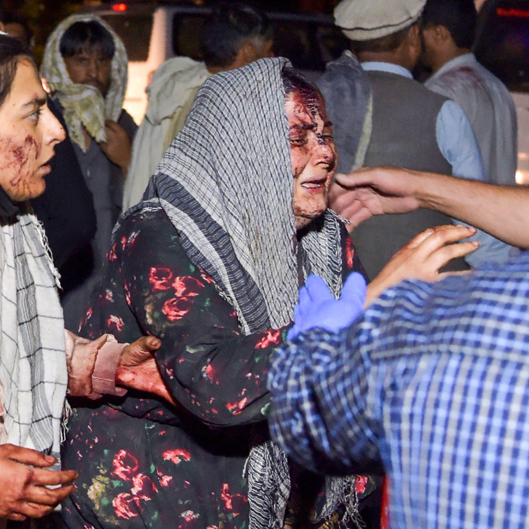 تفجيران بمحيط مطار كابل.. وداعش يعلن مسؤوليته