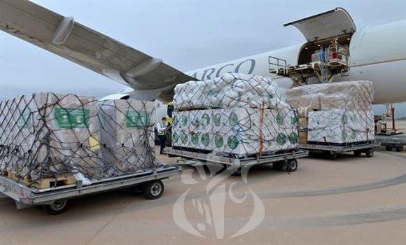 """من المساعدات السعودية للجزائر """"وكالة الأنباء  الجزائرية"""""""