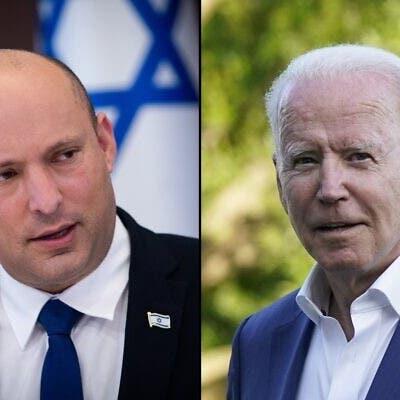 بايدن وبينيت يلتقيان الجمعة لبحث ملف إيران والدعم لإسرائيل