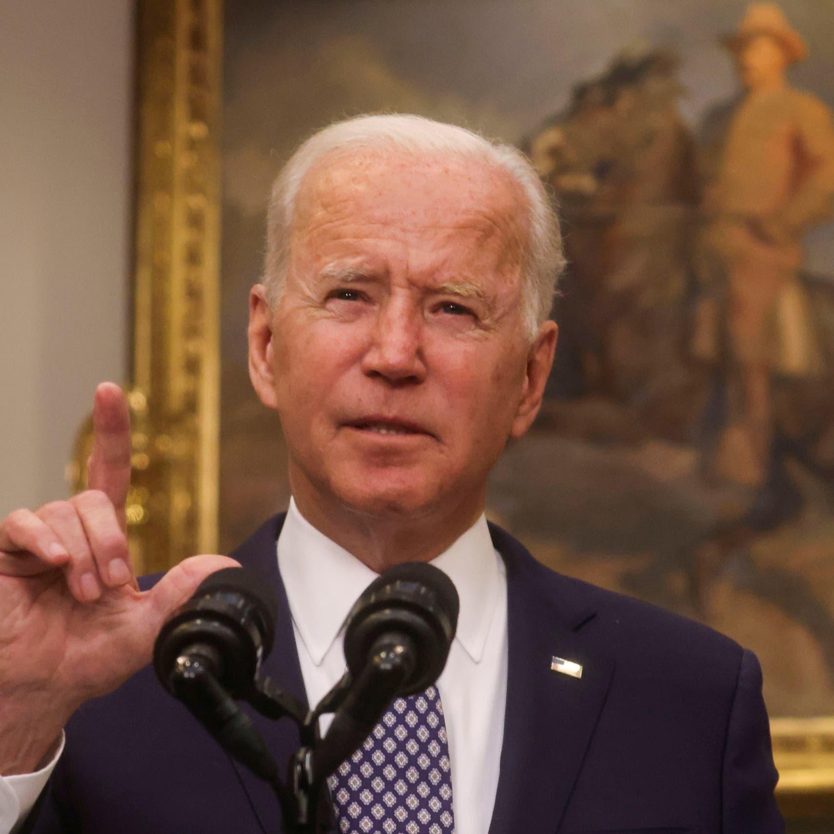 بايدن: الآن انتهت 20 عاماً من الوجود الأميركي في أفغانستان