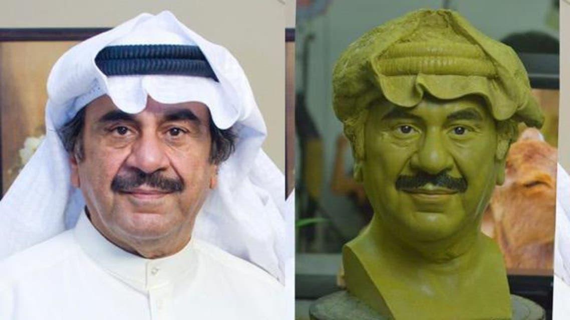 تمثال عبدالحسين عبدالرضا