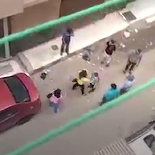 بعد فيديو أثار غضباً بمصر.. القبض على شاب تحرش بسيدة في الشارع