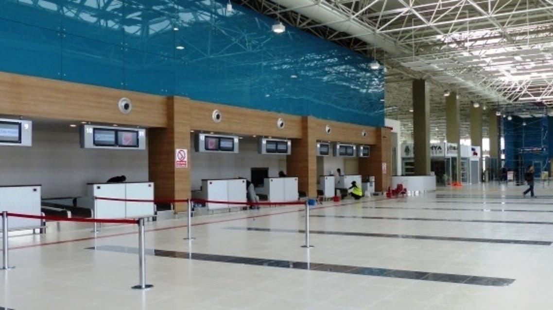 مطار ظافر تركيا