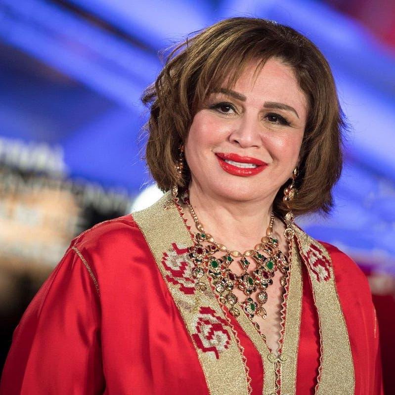 إلهام شاهين للعربية.نت: أرفض الأفلام التي تكون فيها المرأة مجرد زينة