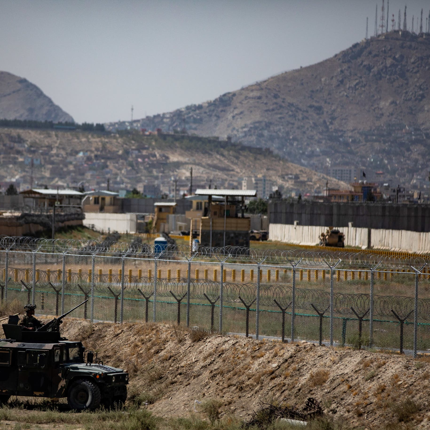 Taliban guards will continue to protect civilians outside Kabul airport: Official