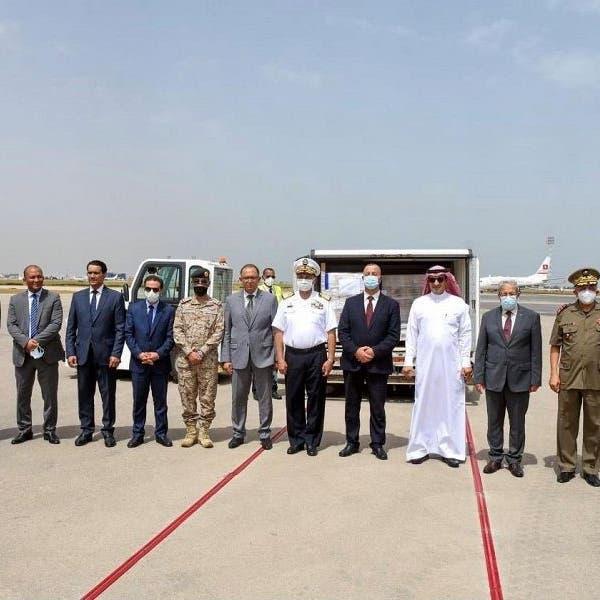 تونس.. وصول طائرة شحن إغاثية سعودية محملة بلقاحات ضد كورونا