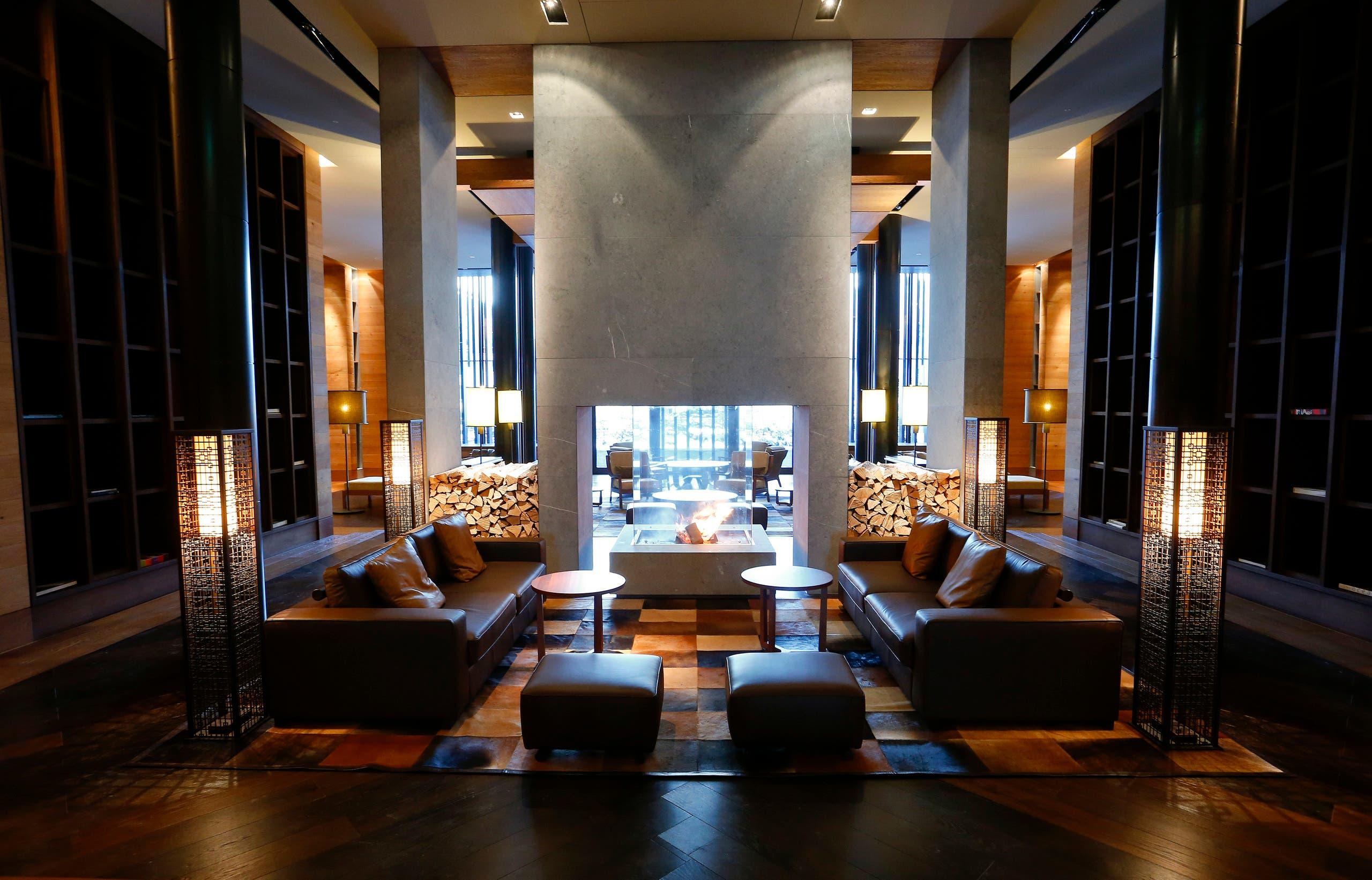 فندق Chedi Andermatt