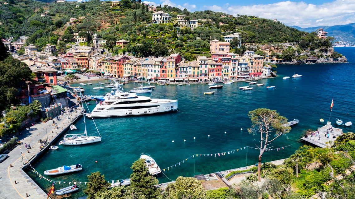Portofino في إيطاليا