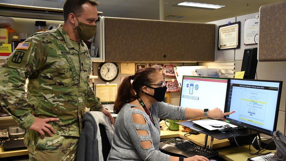 مختبر فورت ديتريك الأميركي العسكري