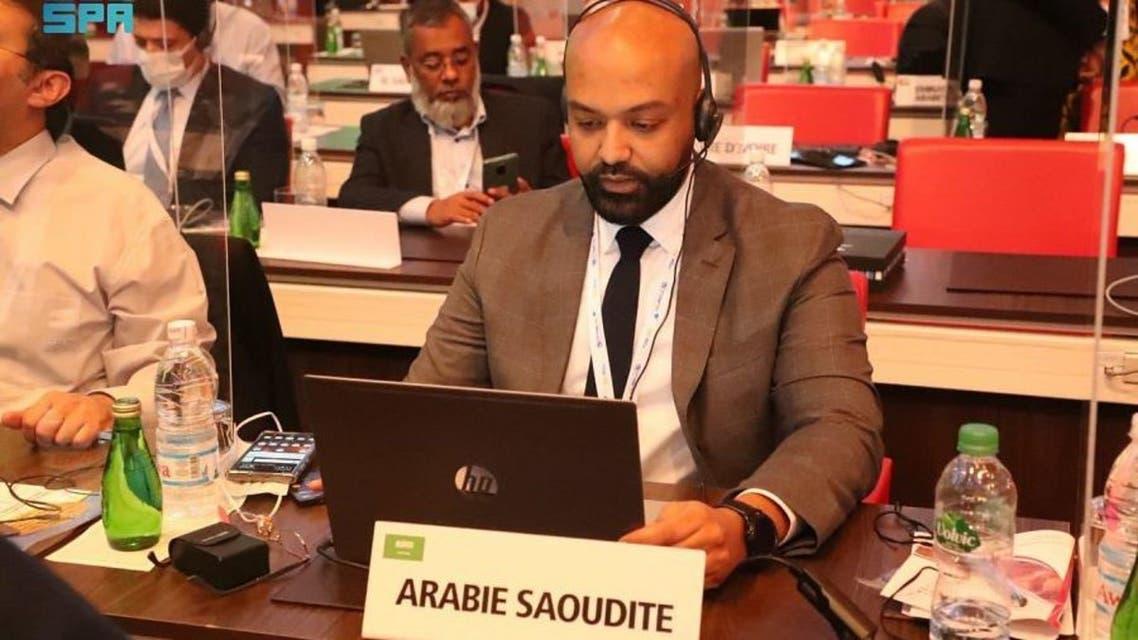 الوفد السعودي ضمن فعاليات مؤتمر الاتحاد البريدي العالمي السابع والعشرين