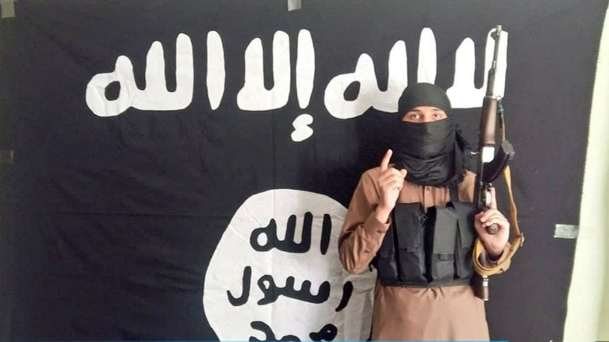 صورة الانتحاري عبد الرحمن اللوغري منفذ هجوم مطار كابل